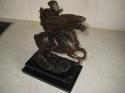 Bronzen-Beeld-
