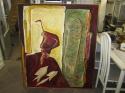 Aparte-schilderij