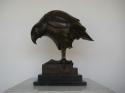 Bronzen-Beeld-Havik-Roofvogel